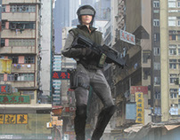 Ghost in the Shell - Major