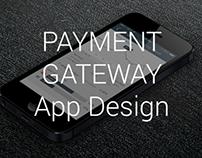 Payment gateway Ui design