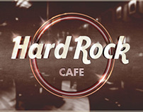Hard Rock Cafe 3D Renders