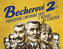Becherovka Collector's Limited Edition, Part II