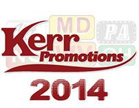 Kerr Promotions 2014