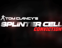 Video Game Trailer: SplinterCell Conviction