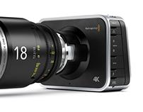 BMD 4K Production Camera