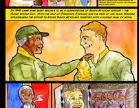 Daily Sun E-Zine Cartoon Illustrations