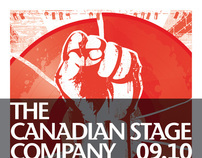 Canadian Stage | 09.10 Announcement Cards