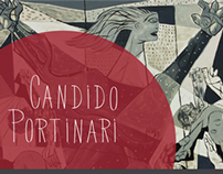 Projeto tipográfico Candido Portinari
