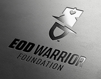 EOD Warrior Foundation Branding
