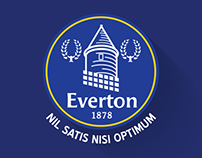 Everton Crest Redesign