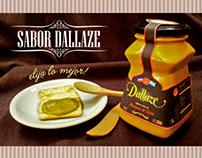 Mostaza Dallaze | Diseño de Productos y Envases