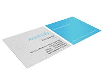 Apptricity Business Card Refresh