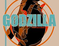 Poster Posse #7 - Godzilla