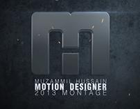 2013 Montages (Muzammil Hussain)