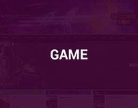 Game: Website Re-Design
