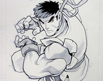 Street Fighter Commissions