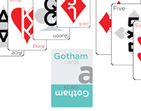 Gotham Playing Cards