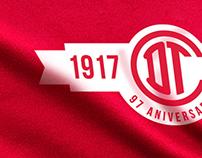 Banamex - Deportivo Toluca Futbol Club 97 Aniversario