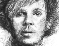 Beck - The Guardian portrait competition