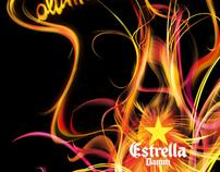 Calendario Estrella Damm 2009 / Fallas de Valencia