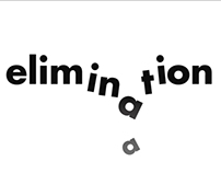 "Word and Meaning Exercise: ""Elimination"""