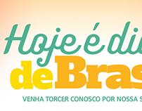 Hoje é dia de Brasil - Griletto
