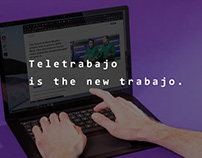 Teletrabajo is the new trabajo