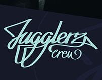 Jugglerz Crew Logo & Identity