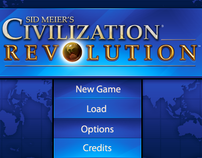 Civilization Revolution for IPhone