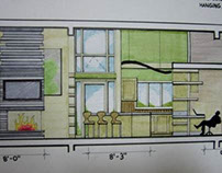 Small Residence Inspired by Loblolly House