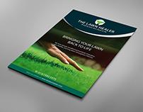 Single Page Flyer Design | Freebie