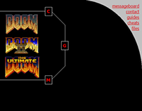 Ultimate Doom (Fan Page) - ultimate.doom.co.uk - 2000
