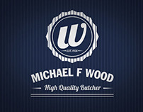 Wood Butcher Re brand