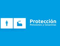 Infográfico Protección