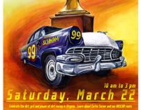 Racer's Reunion Poster