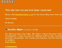 The BBF (Blog) - 2005