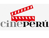 CINEPERU Logo y Folleto