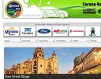 Corona Rally Mexico 2010