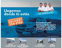 Brochure AMSA - Delivery & Los Especialistas