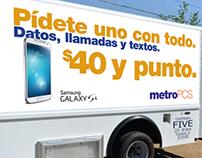 MetroPCS - $40, period