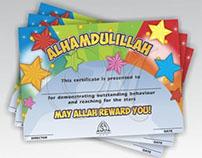 Certificates: Good Behaviour