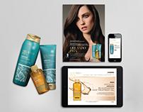 Orlando Pita Haircare Branding & Packaging