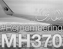Tribute to MH370