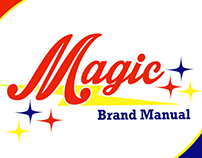 Magic Products Rebranding