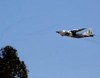 Aviones del Ejército de Venezuela