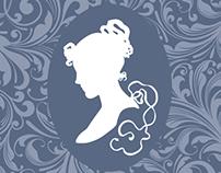 Book Cover Design:  KBSA Roots - Jane Austen