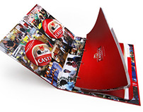 Castle Lager Corporate Identity