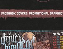 Web Promotion Graphics Showcase I