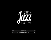 Motion design: Jazz festival