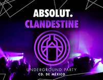 Absolut Clandestine Party