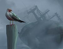Nebel über Sylt Horror Story