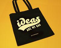 Ideas are my bag